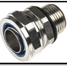 low smoke zero halogen gi flexible conduit adaptor