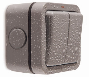 Weatherproof IP66 & IP55